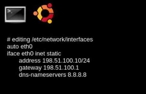dedicated ip Ubuntu 16
